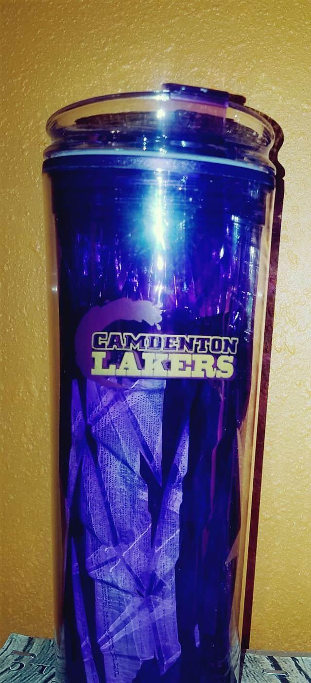 Camdenton Lakers Drink Tumbler